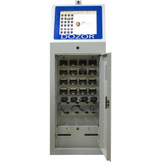 Терминал зарядки архивирования и хранения данных для 28-ми устройств «ДОЗОР 78»